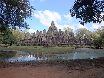 Travel diary of Cambodia