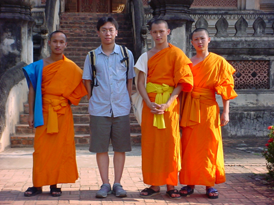 Travel diary of Thailand and Laos