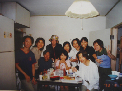 Travel Diary of Tokyo 1998